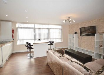 Thumbnail 2 bed flat for sale in Harcourt Place, Scarborough