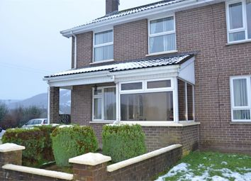 Thumbnail 3 bed semi-detached house for sale in Beltrim Crescent, Gortin, Omagh, County Tyrone