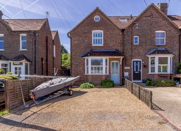 Thumbnail 3 bed end terrace house for sale in Woodside Road, Chiddingfold, Godalming