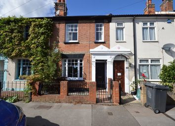 Manor Road, Chelmsford CM2. 2 bed terraced house