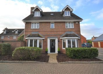 Thumbnail 5 bedroom detached house for sale in Medina Square, Epsom