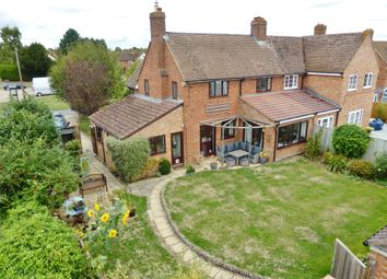 Thumbnail 3 bed semi-detached house for sale in Windsor Crescent, East Hagbourne, Didcot