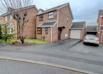 Thumbnail 3 bed detached house for sale in Dales Brow Avenue, Ashton-Under-Lyne