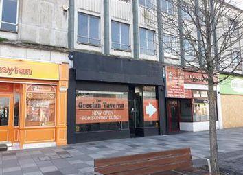 Thumbnail Retail premises to let in 7 Market Avenue, Plymouth, Devon