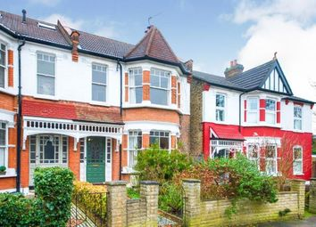 Thumbnail 4 bed semi-detached house for sale in Radcliffe Road, Winchmore Hill, London