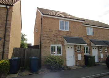 Thumbnail 2 bedroom terraced house to rent in Fairbairn Way, Chatteris