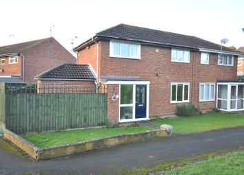 Thumbnail 3 bed semi-detached house for sale in Tattershall, Toothill, Swindon, Wiltshire