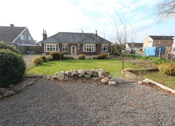 Thumbnail 4 bed detached bungalow for sale in South Road, Sully, Penarth
