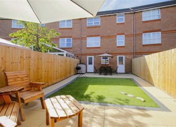 Thumbnail 4 bed terraced house for sale in The Oval, Oldbrook, Milton Keynes, Bucks