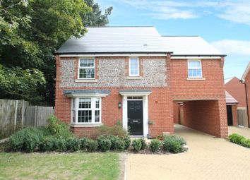 Thumbnail 4 bed detached house for sale in Alexander Ave, Angmering, West Sussex