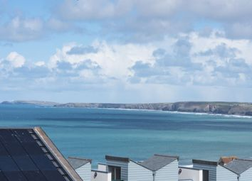 Thumbnail 3 bed flat for sale in The Trevose, Seaquest Mount Wise, Newquay
