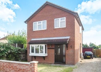 Thumbnail 3 bedroom detached house for sale in Neville Close, Sprowston, Norwich