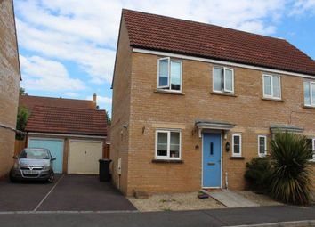 Thumbnail 3 bed property to rent in The Burrows, St Georges, Weston-Super-Mare