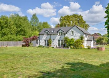 Thumbnail 4 bed cottage for sale in Ringwood Road, Three Legged Cross, Wimborne
