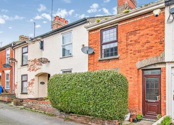Thumbnail 2 bed terraced house for sale in Spurgeon Score, Lowestoft