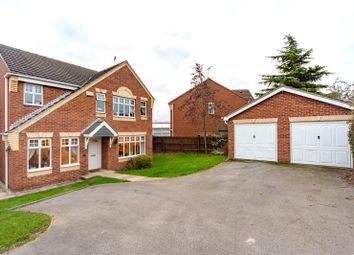Thumbnail 4 bed detached house for sale in Plantation Road, Woodfield Plantation, Doncaster
