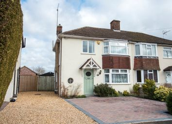 Thumbnail 3 bed semi-detached house for sale in Chiltern Road, Caversham