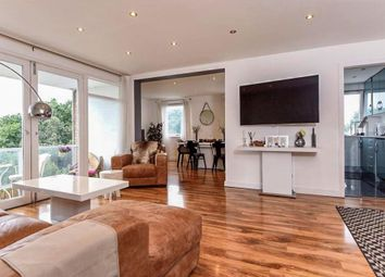 Thumbnail 2 bed flat for sale in Queens Ride, London