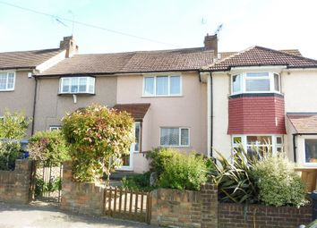 Thumbnail 2 bed terraced house for sale in Epping Way, Chingford, London