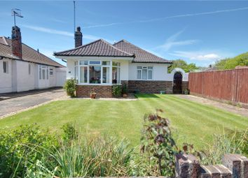 Thumbnail 3 bed bungalow for sale in Rudgwick Avenue, Goring By Sea, Worthing, West Sussex
