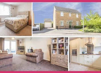 Thumbnail 4 bed detached house for sale in St. Dunstans Close, Griffithstown, Pontypool - Ref #00004366