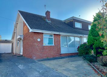 Thumbnail 2 bed bungalow to rent in West Park Drive, Nottage, Porthcawl