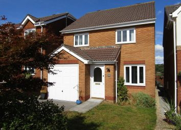 Thumbnail 3 bed detached house for sale in Hafod Goch, Hengoed