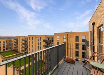 Thumbnail 2 bed flat for sale in Apple Yard, London