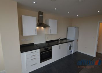 Thumbnail 2 bed flat to rent in Allied Place, Abbey Street, Leicester