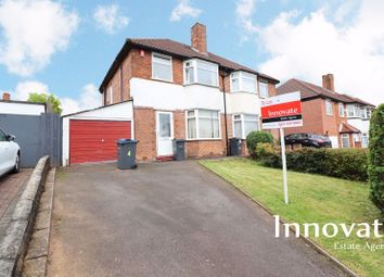 3 bed semi-detached house to rent in Worlds End Lane, Quinton, Birmingham B32