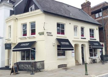 Thumbnail Restaurant/cafe for sale in 24A Carfax, Horsham