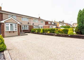 Thumbnail 4 bed semi-detached house for sale in Butterys, Southend-On-Sea