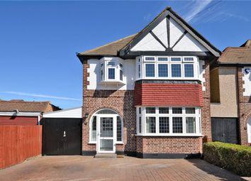 3 bed link-detached house for sale in Reynolds Road, New Malden, Surrey KT3