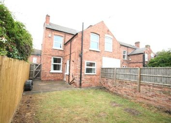 Thumbnail 2 bed semi-detached house for sale in Highfield Road, Dunkirk, Nottingham