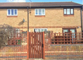 Thumbnail 1 bed terraced house to rent in Corby Crescent, Portsmouth