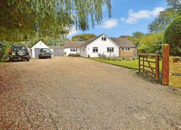 Thumbnail 4 bed bungalow for sale in Water Lane, Speen, Princes Risborough