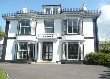 Thumbnail 1 bed flat to rent in Trew Parc, Pednandrea, Redruth