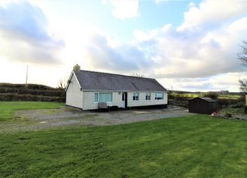 Carreglefn, Amlwch LL68. 3 bed detached bungalow