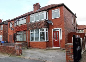 Thumbnail 3 bed semi-detached house for sale in Belmont Avenue, Denton, Manchester