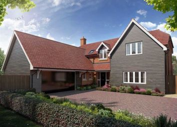 Thumbnail 4 bed property for sale in Pottersheath Road, Welwyn, Hertfordshire