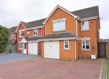 Thumbnail 4 bed detached house for sale in Worthington Road, Lichfield