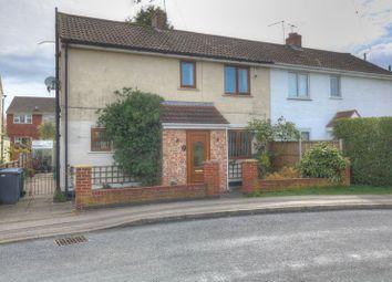 Thumbnail 3 bed semi-detached house for sale in Carnarvon Place, Bingham, Nottingham
