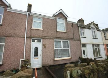 Thumbnail 3 bed terraced house for sale in Currian Road, Nanpean, St Austell