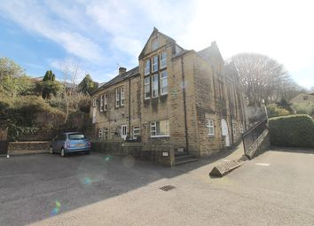 Thumbnail 1 bed flat for sale in Dickin Royd, Ripponden, Sowerby Bridge