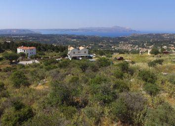 Thumbnail Land for sale in Vamos, Apokoronas, Crete, Greece