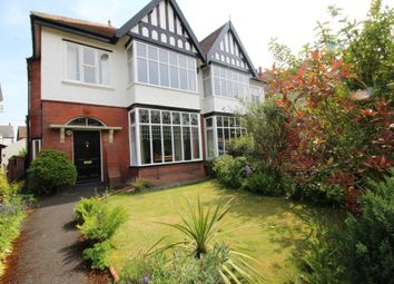 Thumbnail 4 bed semi-detached house for sale in Victoria Road, Lytham St. Annes