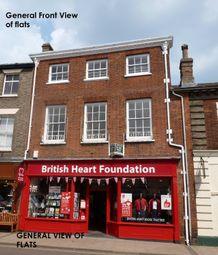 Thumbnail 1 bed flat to rent in Flat 1, Market Street Mews, Market Street, Beccles, Suffolk