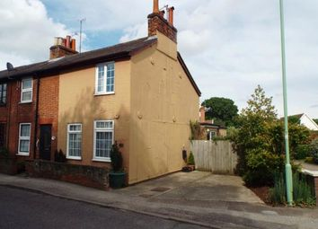 Thumbnail 2 bedroom end terrace house for sale in Sproughton, Ipswich, Suffolk