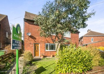 Thumbnail 2 bed semi-detached house for sale in Avenue Road, Seaton Delaval, Whitley Bay