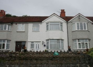 Thumbnail 3 bed terraced house to rent in Grange Road, Colwyn Bay